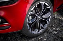 Renault Clio, wheel