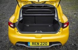 Renault Clio R.S., boot