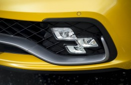 Renault Clio RS, lights detail