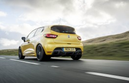 Renault Clio RS, rear action