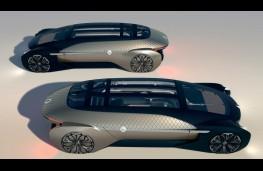 Renault EZ-ULTIMO, drawings