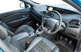 Renault Grand Scenic, dashboard