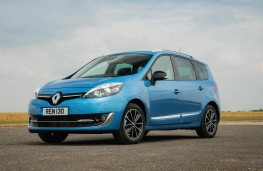 Renault Grand Scenic, front static