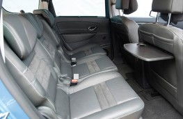 Renault Grand Scenic, middle row seats
