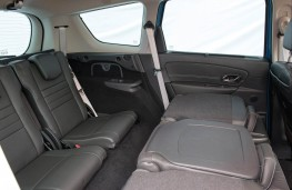 Renault Grand Scenic, third row seats