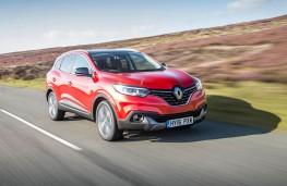Renault Kadjar, action front