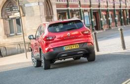 Renault Kadjar, action rear
