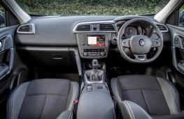 Renault Kadjar, dashboard