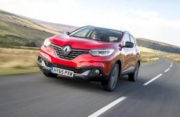 Renault Kadjar, front action