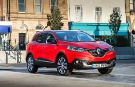 Renault Kadjar, static front