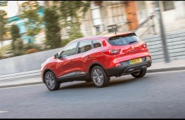Renault Kadjar, rear action 2