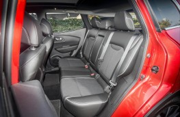 Renault Kadjar, rear seats