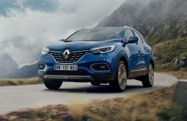 Renault Kadjar 2019 front action