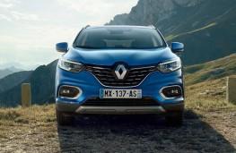 Renault Kadjar 2019 head on