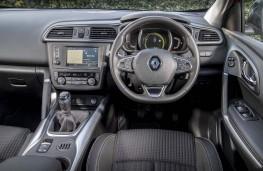 Renault Kadjar Dynamique SE Edition cockpit