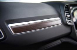 Renault Koleos, dash wood