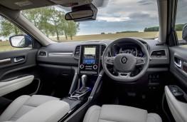 Renault Koleos, dashboard