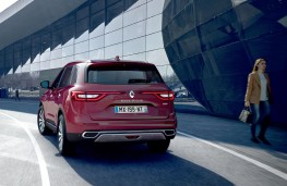 Renault Koleos 2019 rear