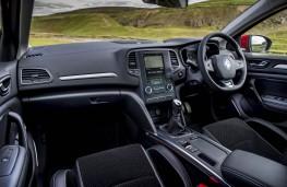 Renault Megane, dashboard