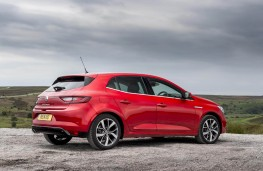 Renault Megane, rear static