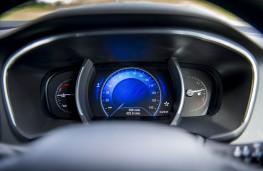 Renault Megane dCi, dash detail