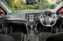 Renault Megane Sport Tourer, dashboard