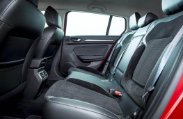 Renault Megane Sport Tourer, rear seats
