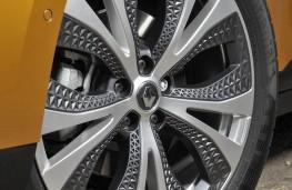 Renault Scenic, alloy wheel