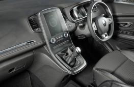 Renault Scenic, dashboard