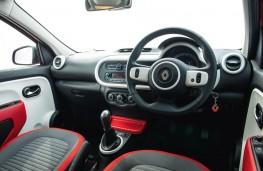 Renault Twingo, dashboard