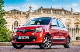 Renault Twingo, front static 3