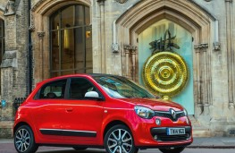 Renault Twingo, front static