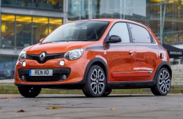 Renault Twingo GT, 2017, front, static