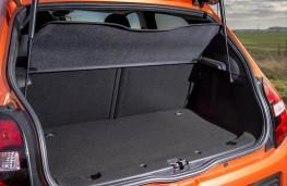 Renault Twingo GT, boot