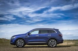 Renault Koleos, profile