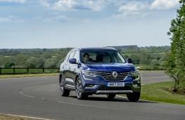 Renault Koleos, dynamic
