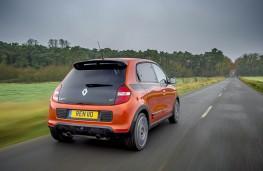 Renault Twingo GT, rear