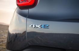 Jeep Renegade 4xe, 2020, badge