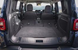 Jeep Renegade 4xe, 2020, boot, maximum