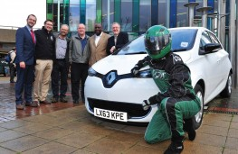 E-Car Club launch