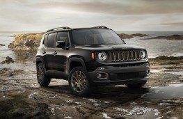Jeep, Renegade, 75th anniversary limited edition