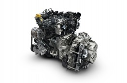 Renault 1.3-litre TCe petrol engine, 2018