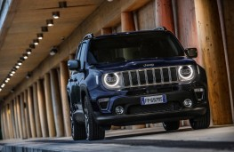 Jeep Renegade, 2018, front