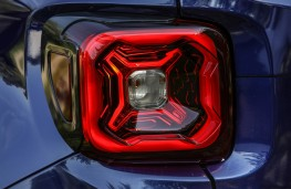 Jeep Renegade, 2018, tail lamp
