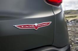 Jeep Renegade Trailhawk, 2019, badge