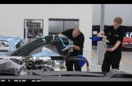 Jaguar Land Rover Classic Works, restoration