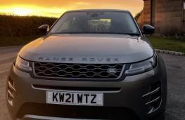 Range Rover Evoque SE R-Dynamic, face