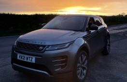 Range Rover Evoque SE R-Dynamic, profile