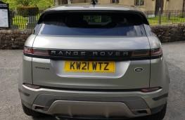 Range Rover Evoque SE R-Dynamic, back