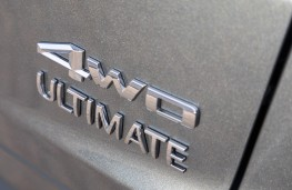 SsangYong Rexton Ultimate, 2021, badge